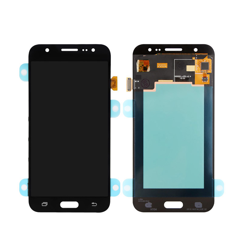 For Samsung Galaxy J5 2015 <font><b>J500</b></font> J500F J500FN J500H LCD Super <font><b>AMOLED</b></font> Display Touch Screen Digitizer Assembly 5.2'' LCD image