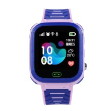 Children Smart Watch LBS Location IP67 Waterproof Touch Screen Wristwatch Wearable Device Kid Wristwatch(China)