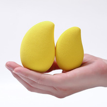 Puff Egg-Cushion-Sponge Mango-Shape Beauty-Egg 1PCS Boxed