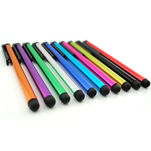 3Pcs/Set Capacitive Touchscreen Stylus Pen for iPhone iPad Huawei Smart Phone Tablet PC GV99 цена