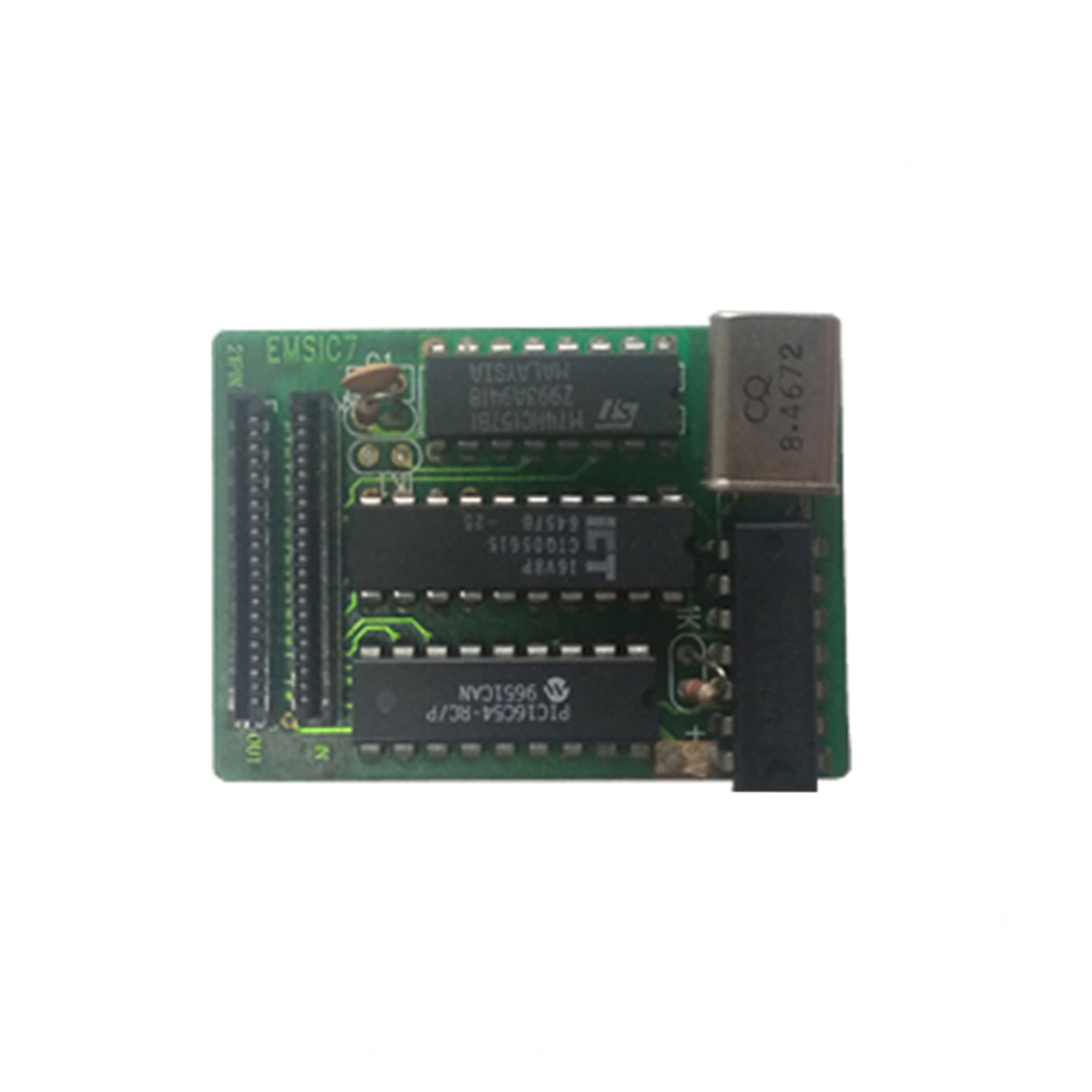 For Sega Saturn SS Mod Chip JVC 21P Chip Direct Reading Card With Cable