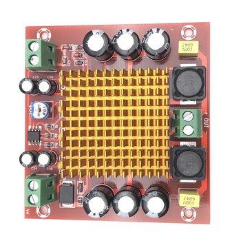 XH-M544 150w dźwięk cyfrowy płyta wzmacniacza TPA3116DA Mono cyfrowy zasilacz wzmacniacz Audio płyta wzmacniacza zasilania płyta wzmacniacza tanie i dobre opinie NONE CN (pochodzenie) Profesjonalny sprzęt audio DO WZMACNIACZA Digital audio amplifier board 92*68*16mm DC 12-26W 150W max