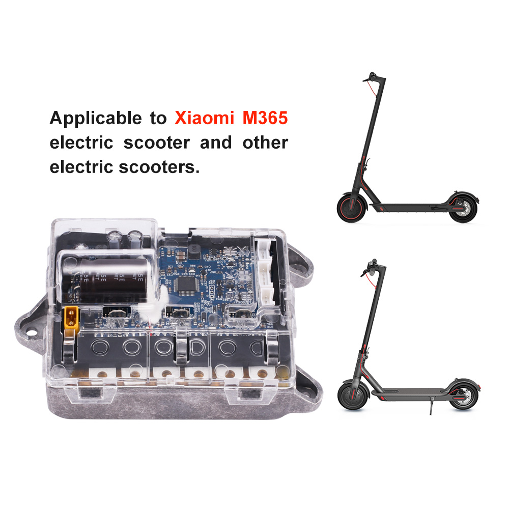 Houkiper Electric Scooter Replacement Mainboard Controller ESC Circuit Board Replace Parts Compatible with Xiaomi M365