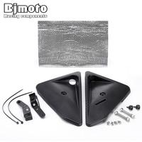 BJMOTO Motocross Fairing Radiator Side Cover Panels Protector For KTM 1050 Adventure 1290 Super Adv 15 16 1090 Adventure/R 17 19