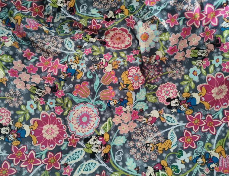 Cotton Cloth Flower Cloth