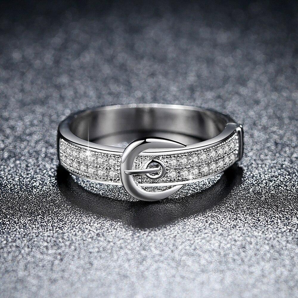 SCW008 couples en forme de Mini-ceinture quittent la version coréenne de l'anneau de ceinture simple