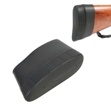 Recoil-Butt-Pad Shot Gun Rifle Stock Silicone-Rubber Hunting Tactical Black Slip-On