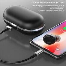Bluetooth 5.0 Headset TWS Wireless Earphones True Earbuds St