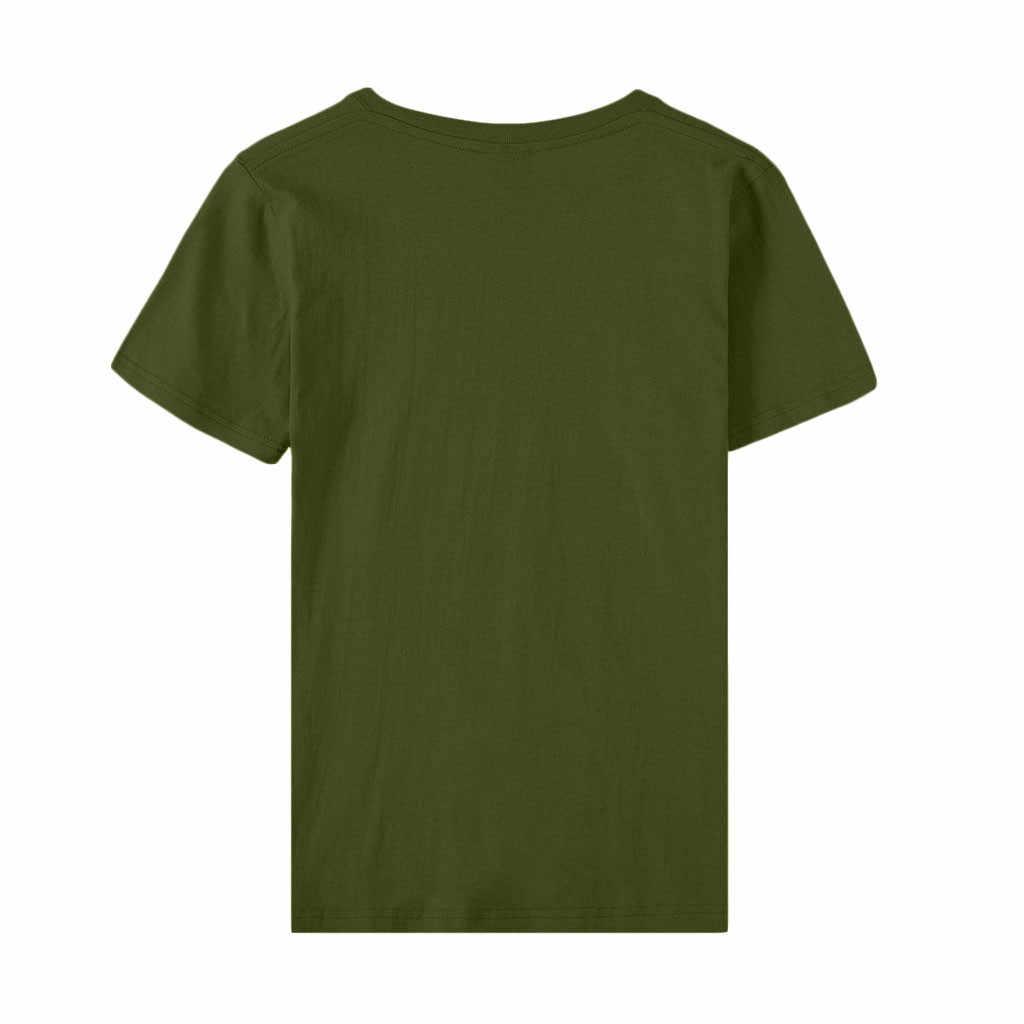 ผู้หญิงพิมพ์ฟักทองวันขอบคุณพระเจ้า Casual เสื้อยืดแฟชั่น Poleras Camiseta Mujer ผู้หญิง Harajuku T เสื้อ Haut