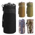 Taktische Wasser Flasche Pouch Military Molle System Wasserkocher Tasche Camping Wandern Reise Überleben Kits Halter-in Wasserbeutel aus Sport und Unterhaltung bei