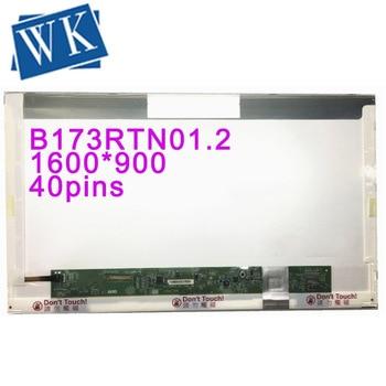 Free Shipping B173RTN01.2 B173RW01 LP173WD1 N173FGE N173O6-L02 LTN173KT01 LTN173KT02 173LED 40PIN 1600*900