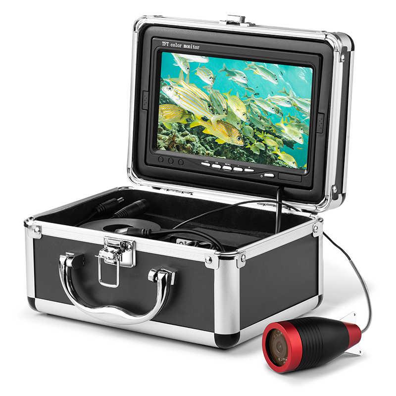 Камера-эхолот Eyoyo для подводной/подлёдной рыбалки (15 метров) 1000TVL-15