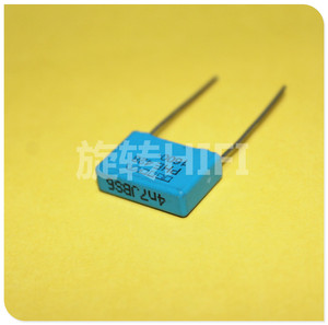 10PCS RIFA PHE428 4700PF 1600V P15MM MKP 472/1600V audio blue film Capacitor 428 4700p/1600v 4.7NF 4N7 472