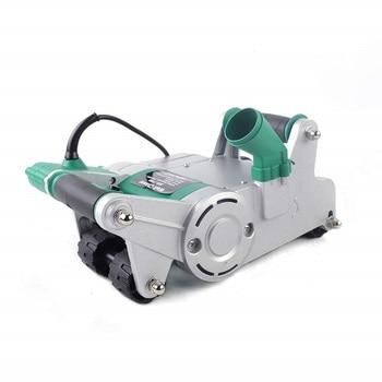 Cazador eléctrico de pared de ladrillos de 1100W, cortador de hormigón y muescas, máquina de corte de ranura de la pared, conjunto de herramientas de construcción de ranurado