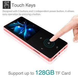 Image 5 - ICEICE MP3 Player with Bluetooth Touch Keys Built in Speaker 8GB 16GB 32GB 40GB HiFi Portable Walkman Radio FM Recording MP 3