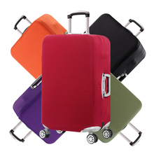Suitcase Protector Travel-Accessories Baggage BUCHNIK Solid for 18-To-30inch Stretch-Fabric