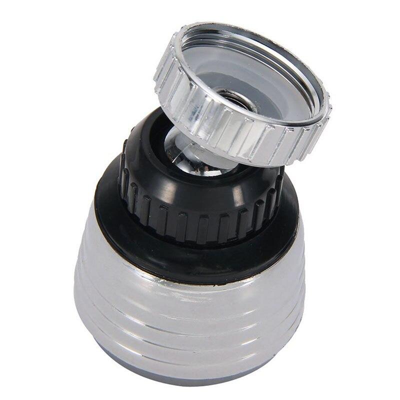 Кухонная Лейка для душа, спринклерная насадка-диффузор, экономия воды, Увеличение давления на 360 градусов, поворачивается с фильтром