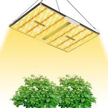 Famurs oświetlenie LED do uprawy Full Spectrum Quantum board 1000W/2000W/3000W świecąca roślina lampa na rośliny doniczkowe szklarnia