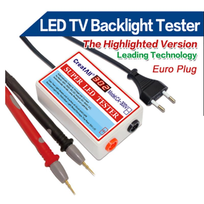 LED LCD TV Tester Backlight Tester LED LCD Light Bar Tester CA-300V Without Disassemble The Screen Hot And Cold Isolation