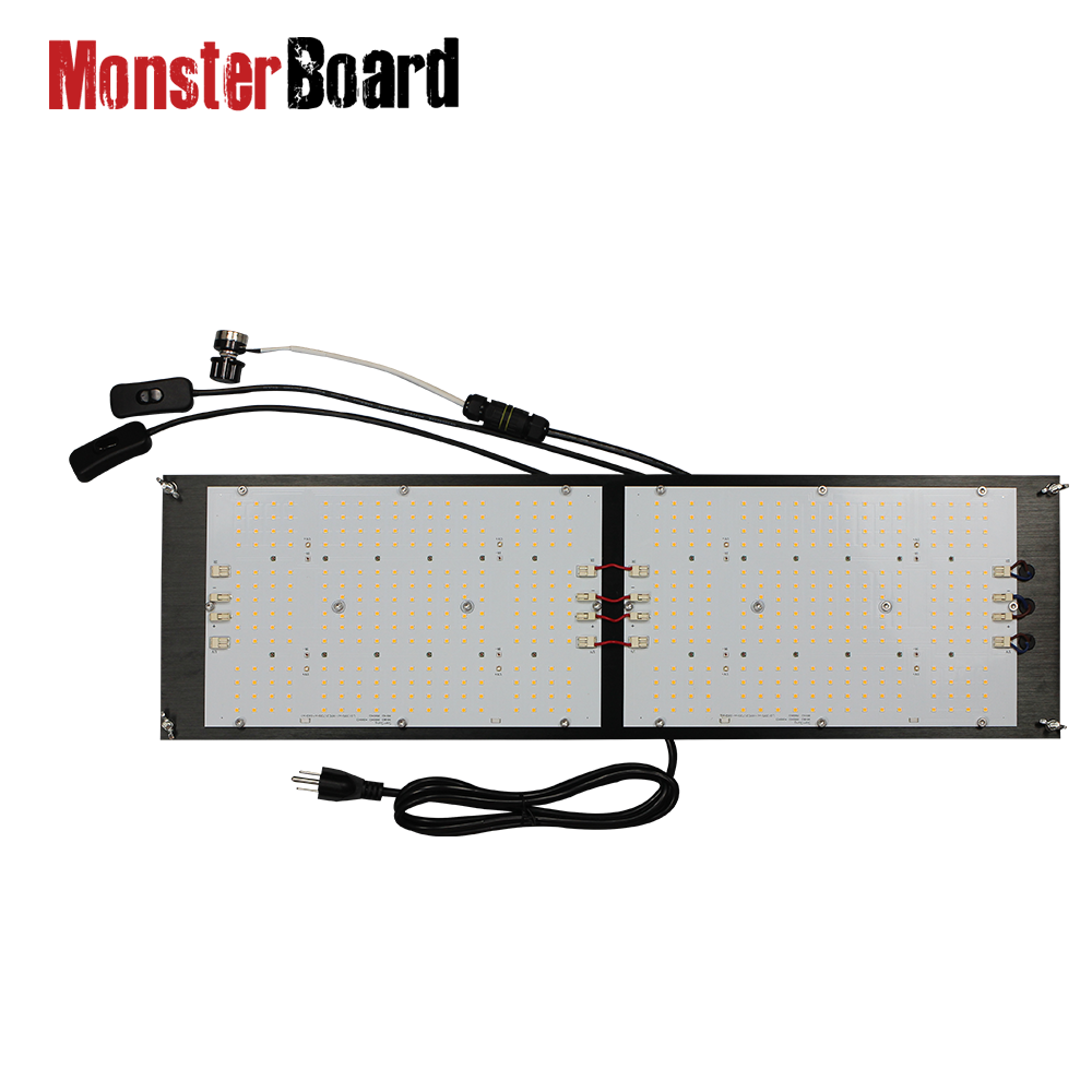 240w Led Grow Light Lm301h Uv Ir V4 Monster Board Led Growlights For Indoor Garden