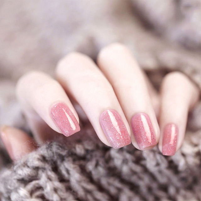 ROSALIND Gel Nail Polish Set For Nails Manicure Semi Permanent Hybrid Base Top Base Coat Dazzling Glitter Gel Varnishes Polish 3