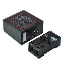 KJ & Galo 5 pezzi per lotto AC220V sensori di terra circuito induttivo rilevatore di veicoli controllo del segnale rilevatore di Loop per veicoli