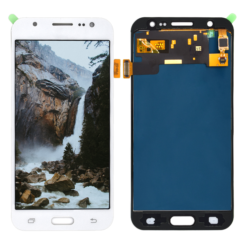 For Samsung GALAXY <font><b>J5</b></font> <font><b>J500</b></font> J500F J500FN J500M J500H 2015 LCD <font><b>Display</b></font> With Touch Screen Digitizer Assembly Adjust Brightness image
