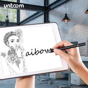 2 en 1 stylet dessin tablette stylo stylet capacitif universel pour appareil Android Mobile stylos à écran tactile pour Smartphone iPad