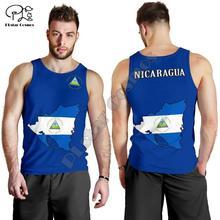 Men Women I love nicaragua print 3D Hoodies Funny nicaragua flag Sweatshirt Fashion Hooded Long Sleeve zipper Pullover tshirt tee tracksuit Vest цена 2017