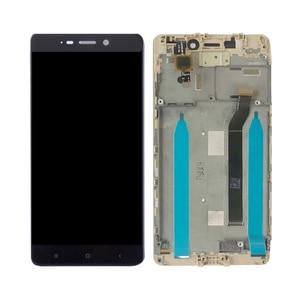 "Image 5 - 5.0 ""XIAOMI Redmi 4 표준 LCD 터치 스크린 디지타이저 어셈블리 Xiaomi Redmi 4 디스플레이 프레임 교체 용"