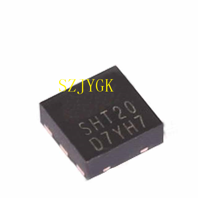 Sht2 Sensor Humid/Temp 3V I2c 3% Smd Ic Chip Sht20