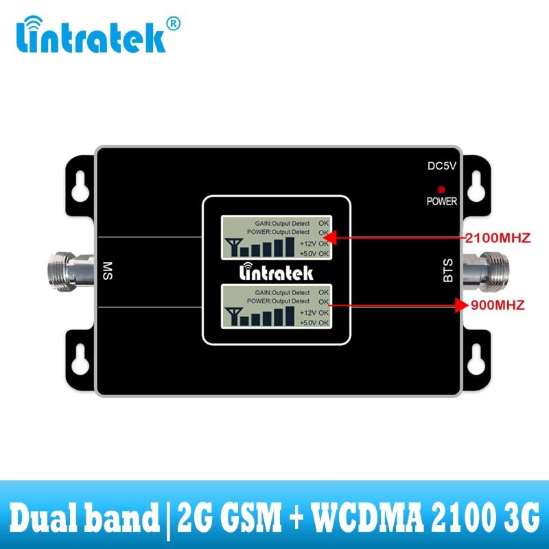 Cellular band 2G Lintratek