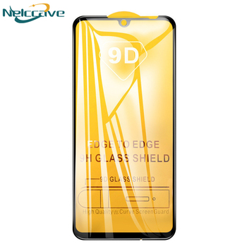 100 Pieces 9D Curved Full Coverage 9H Tempered Glass For Xiaomi Redmi Note 8 7 Pro 6 5 5A 4 4X Screen Protector Protective Film