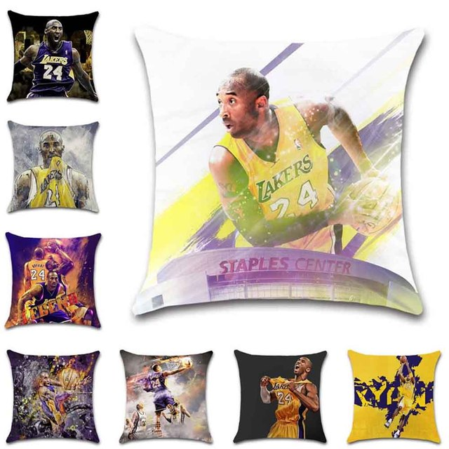 Lakers Cushion Covers