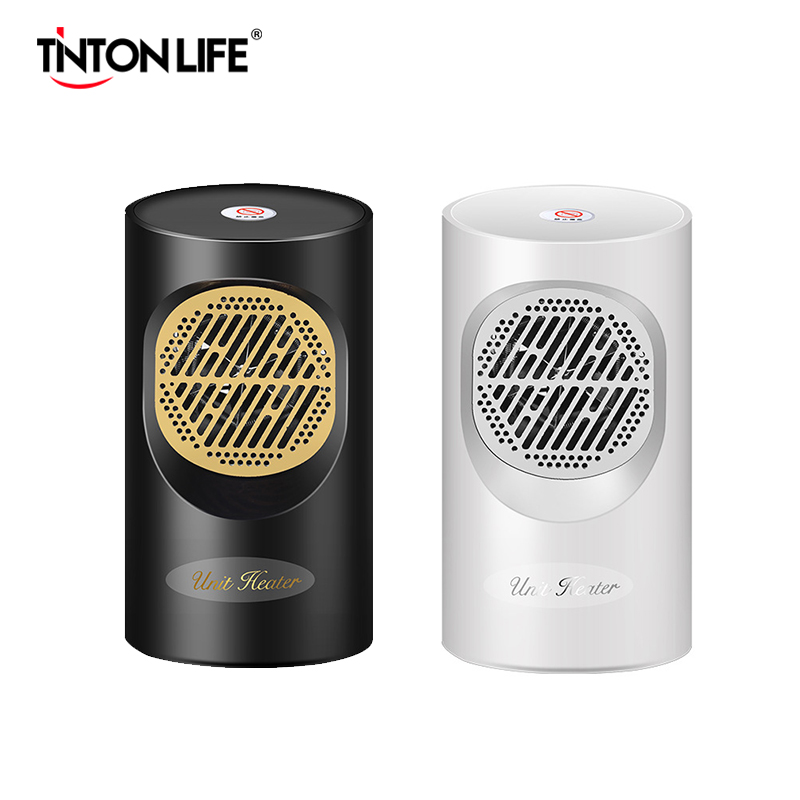 Household Electric Heaters Fan Countertop Mini Home Room Handy Fast Power Saving Warmer For Winter Heating Overheat Protection