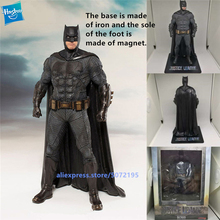 Hasbro Justice League Batman Movie Real Character Simulation 1/10 Super handsome model carving toys