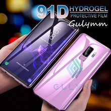 Front + Back 91D Full Cover Screen Protector Hydrogel Film For Samsung Galaxy A 30 40 50 70 20 S 9 10 8 Plus Soft Clear TPU