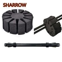 Arrow-Rack-Holder Quiver-Shelf Arrows Sports-Accessories Shooting Archery Outdoor 6pcs