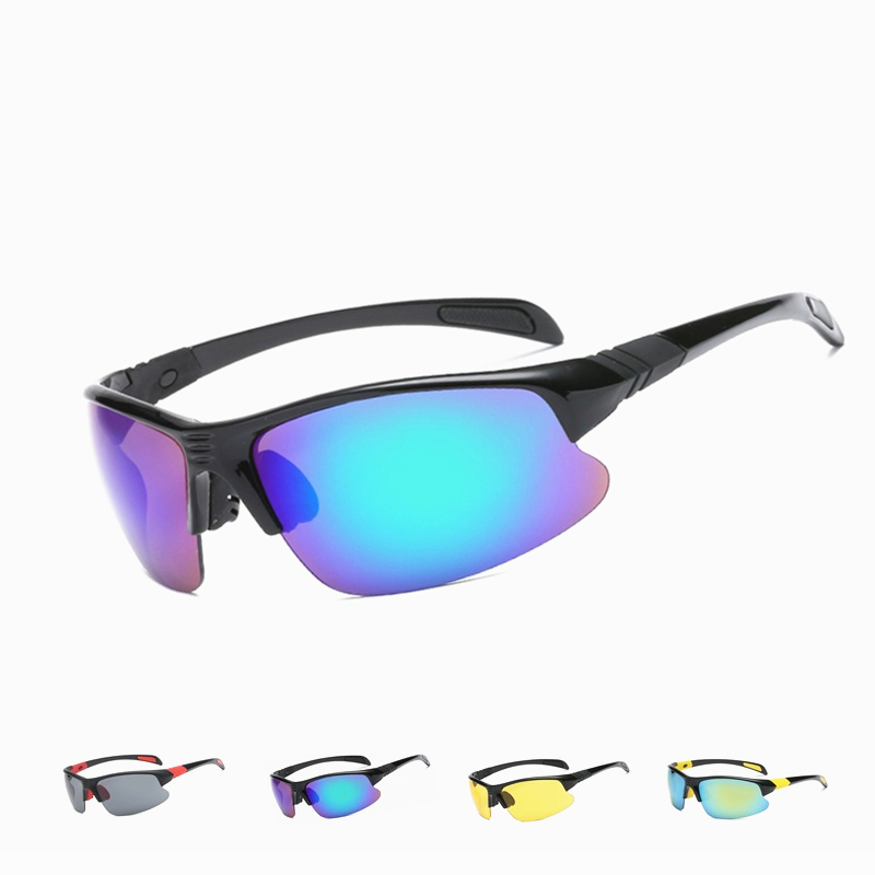UV400 Bicycle glasses Sports motorcycle BIKE Cycling Riding Running UV Protective Goggles Sunglasses eyewears for Men Women