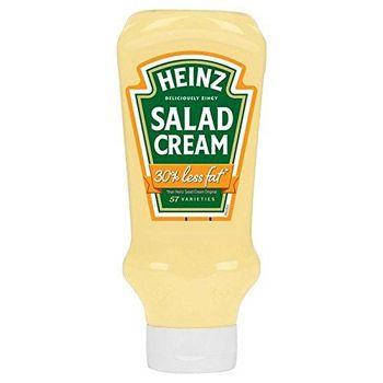 Salade De Heinz 635G Crème Clair (Paquet de 4)