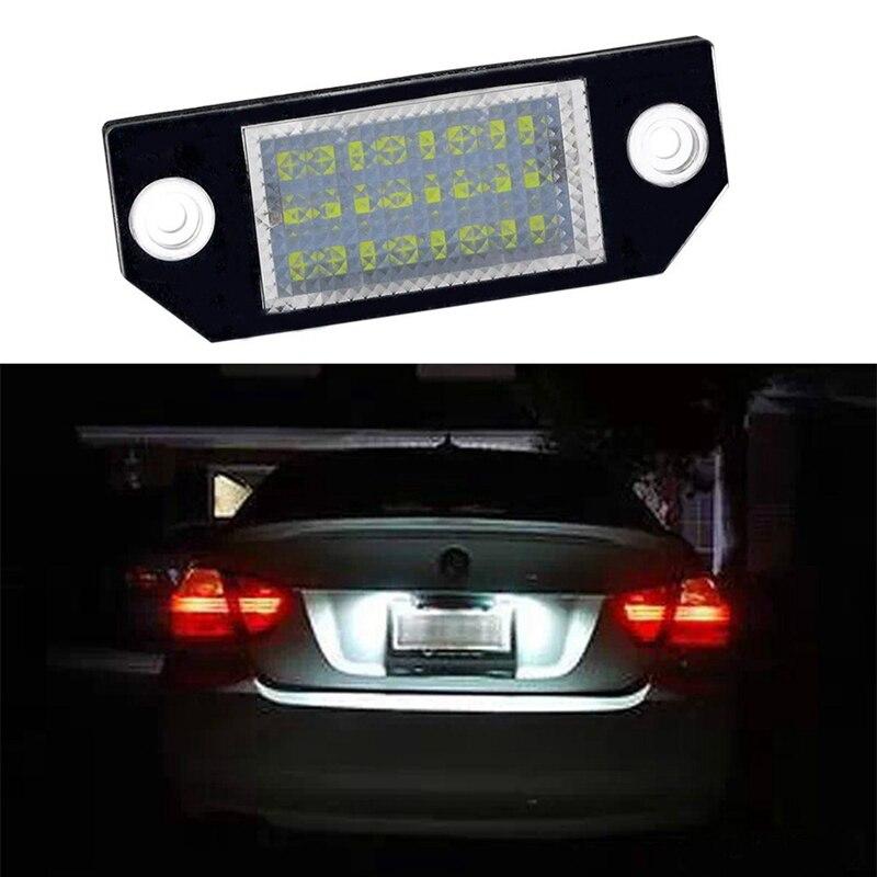 2 шт Автомобильный светодиодный номерной знак светильник сигнальная лампа светильник s для фокусировки C-MAX I 03 MK2 03-08