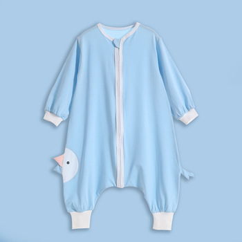 2020 New Cool Baby Sleeping Bag Spring Summer Autumn Pure Cotton Thin Children Sleeping Bag  Simple Baby Sleeping Bags 1-4T keying baby sleeping bags velvet with cap 2017 autumn