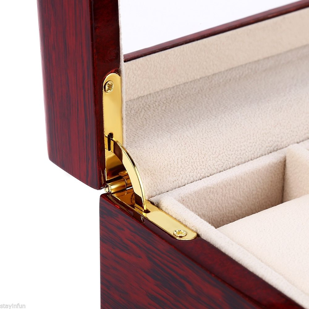 de exibição caso organizador jóias armazenamento presente