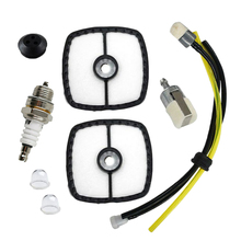 цена на Brand New Air Fuel Line Filter Kit For Echo GT-200 SRM-2100 SRM-210 SRM-225 GT-200i PE-200 Sturdy And Durable Long Service Life