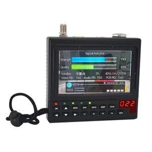 Image 5 - KPT 268AH DVB S2 Satfinder Volle HD Digital Satellite TV Empfänger Finder Meter MPEG 4 DVB S Sat Finder KPT 356H SATLINK WS 6933