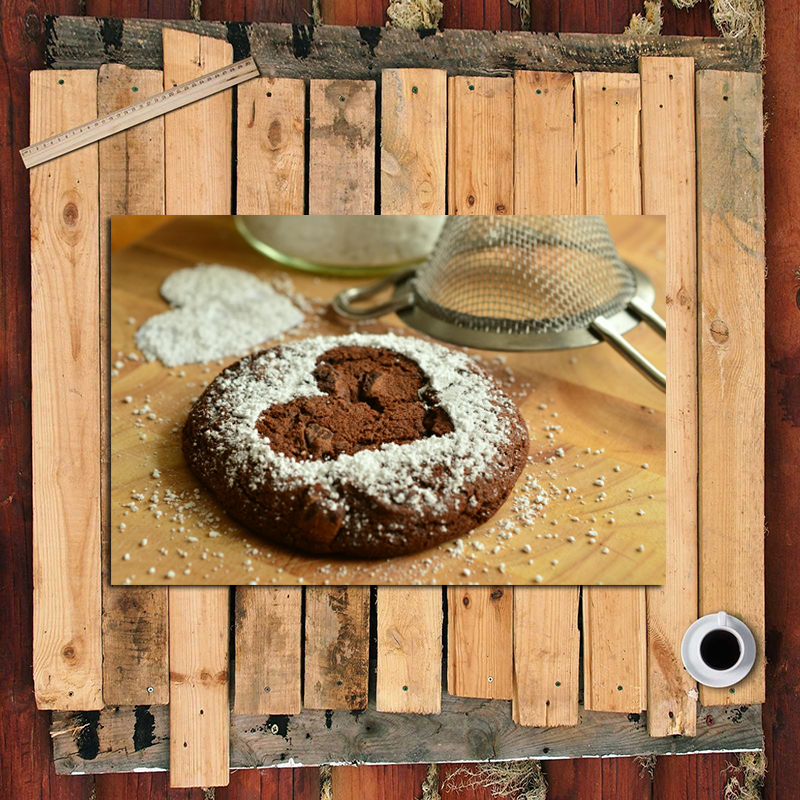 Cake In Progress Art Poster Picture Modern Wall Art Canvas Painting Unique Gift For Home Decoration Artwork