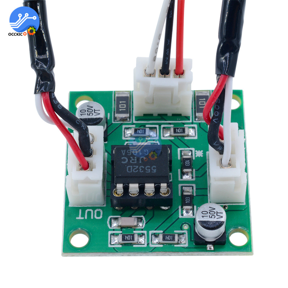 NE5532 OP-AMP HIFI Audio Preamplifier Dual Preamp Board Bluetooth Pre-amp