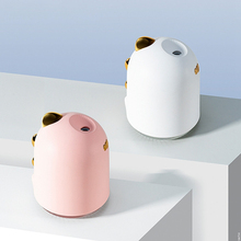 купить Dragon Air Humidifier USB With Night Light Aromatherapy Hydrating Spray Home Humidifier Mini Air Purification Car Aroma Diffuser дешево