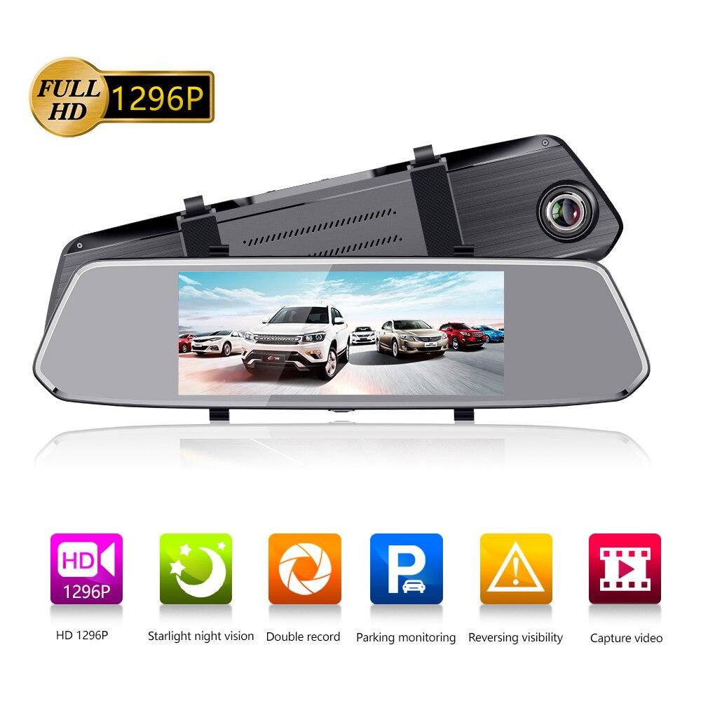 Podofo-miroir vidéo de voiture 7