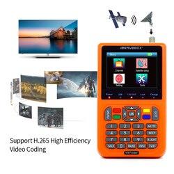 Medidor de localizador de señales por satélite V9 Digital, medidor de satélite, buscador de satélite, pantalla Digital LCD de 3,5 pulgadas, televisión por satélite